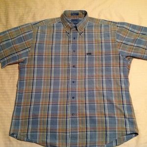 Faconnable Men's Short Sleeve Size Large In EUC